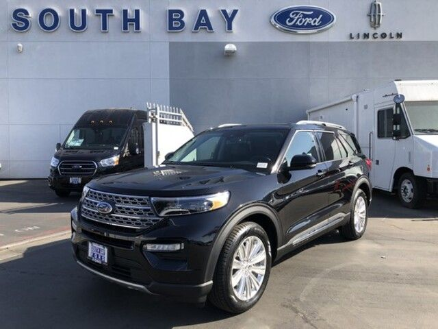 2021 Ford Explorer Limited RWD