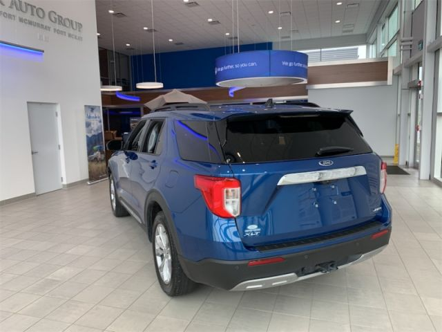 2021 Ford Explorer XLT High Package  DEALER DEMO!!! READY FOR A NEW HOME