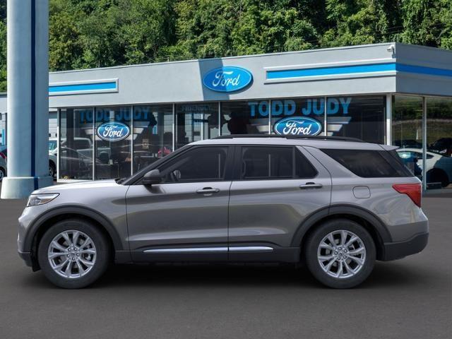 2021 Ford Explorer XLT 4WD