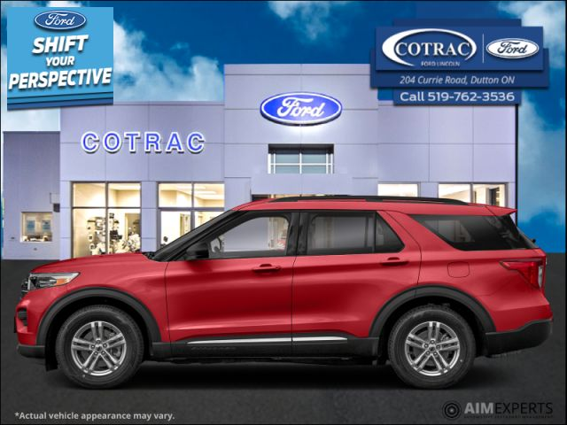 2021 Ford Explorer XLT High Package  - $308 B/W