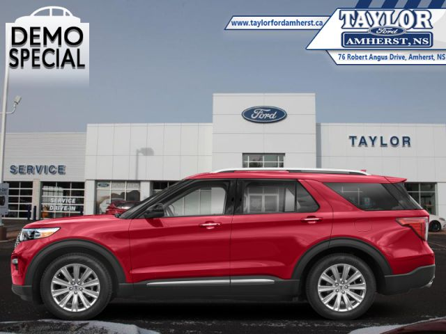 2021 Ford Explorer XLT High Package  - Sunroof - $158.05 /Wk
