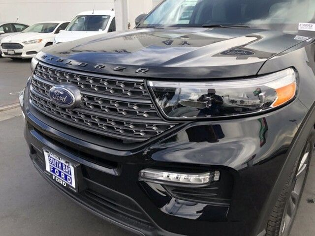 2021 Ford Explorer XLT 4WD