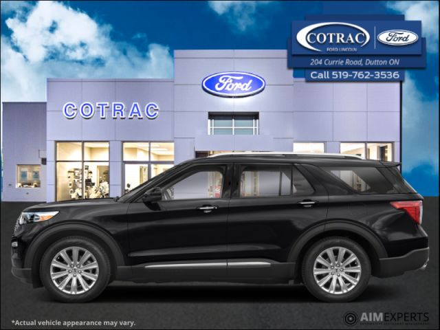 2021 Ford Explorer Limited  - Leather Seats -  Cooled Seats - $345 B/W