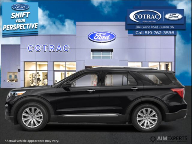 2021 Ford Explorer Limited  - Sunroof - Leather Seats - $332 B/W
