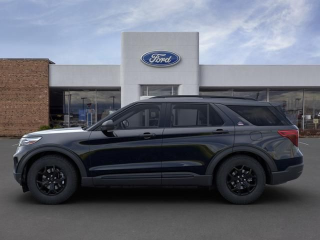 2021 Ford Explorer Timberline 4WD