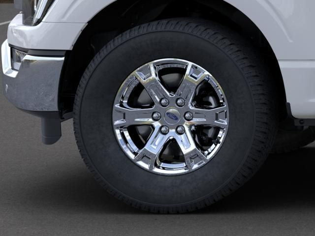 2021 Ford F-150 LARIAT 2WD SuperCrew 5.5 Box