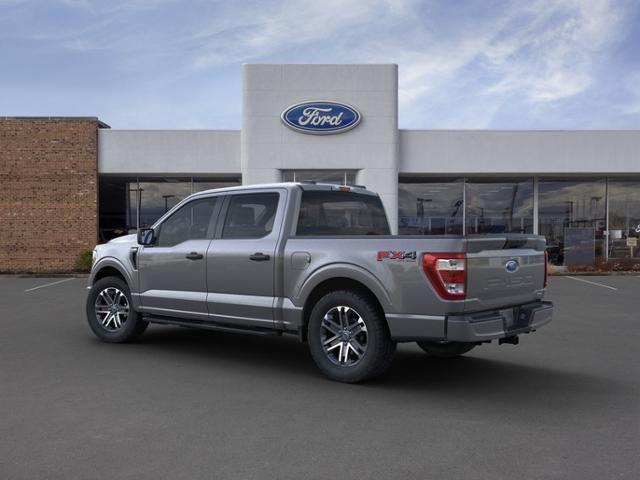 2021 Ford F-150 XL 4WD SuperCrew 5.5 Box