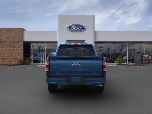 2021 Ford F-150 XL 4WD SuperCrew 5.5 Box