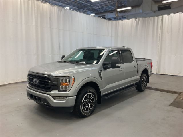 2021 Ford F-150 XLT   ALBERTA'S #1 PREMIUM PRE-OWNED SELECTION