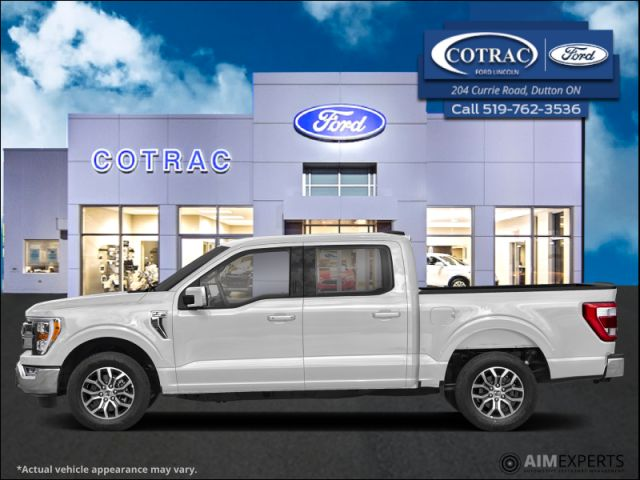 2021 Ford F-150 Lariat  - Leather Seats - Sunroof - $462 B/W