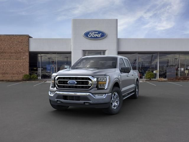 2021 Ford F-150 XLT 4WD SuperCrew 5.5 Box