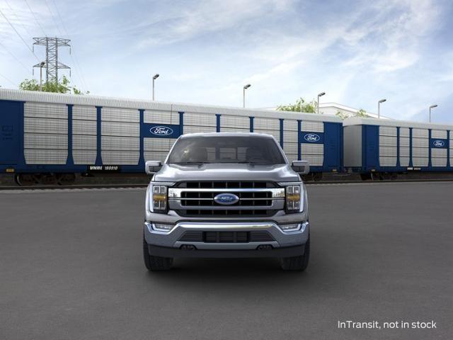 2021 Ford F-150 LARIAT 4WD SuperCrew 5.5 Box