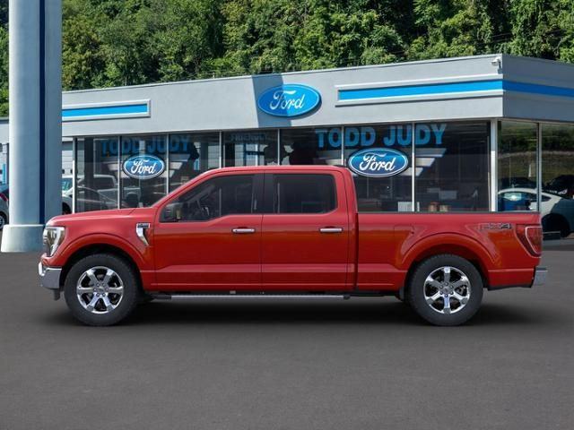 2021 Ford F-150 XLT 4WD SuperCrew 6.5 Box