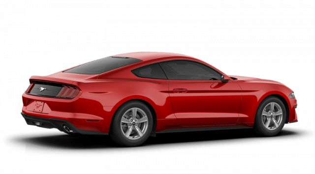 2021 Ford Mustang EcoBoost® Fastback