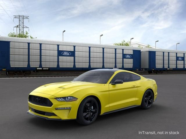 2021 Ford Mustang EcoBoost Fastback