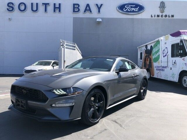 2021 Ford Mustang EcoBoost Premium Fastback