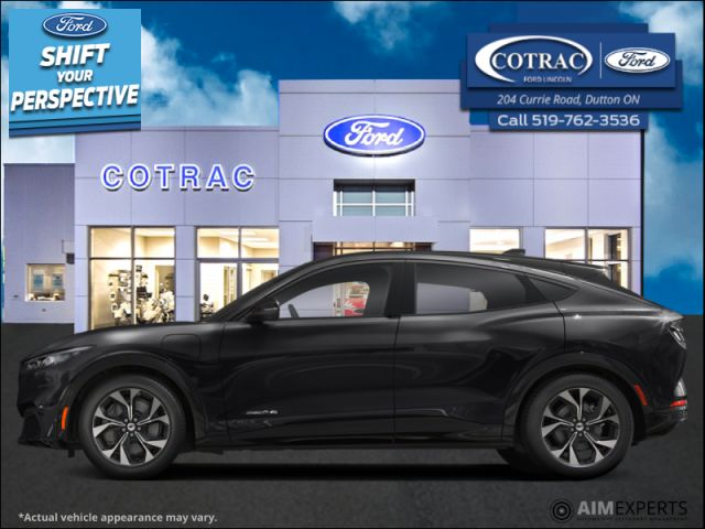 2021 Ford Mustang Mach-E California Route 1  - $477 B/W