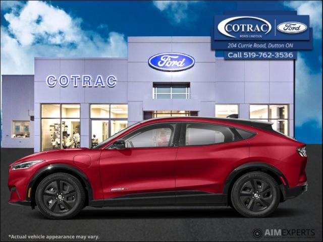 2021 Ford Mustang Mach-E Premium AWD  - $542 B/W