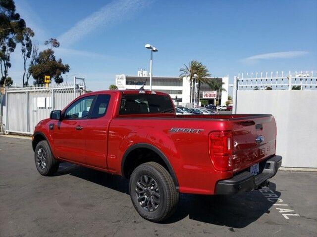 2021 Ford Ranger XLT 2WD SuperCab 6 Box