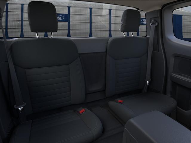 2021 Ford Ranger XL 2WD SuperCab 6 Box