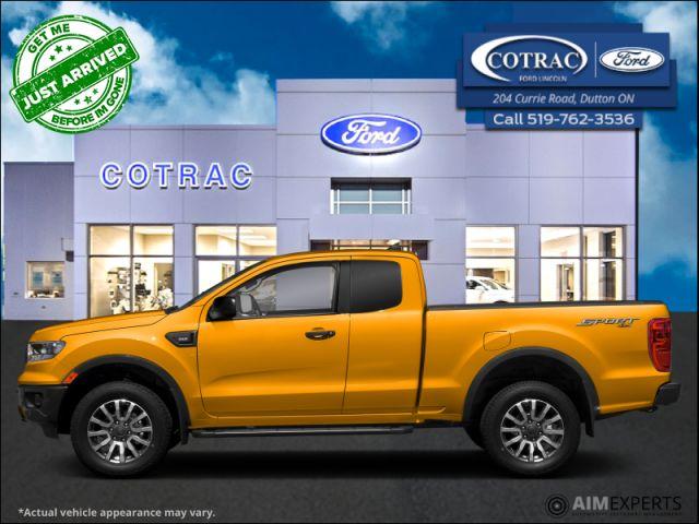 2021 Ford Ranger XLT  - $275 B/W