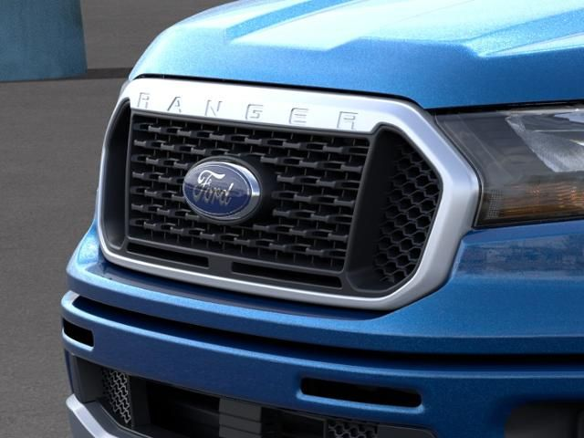 2021 Ford Ranger XLT 4WD SuperCab 6 Box