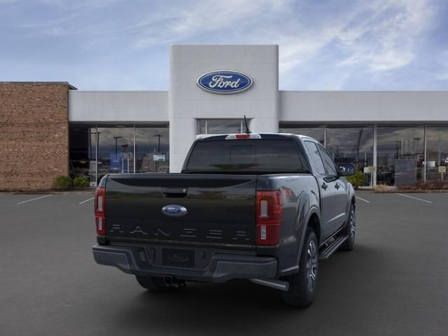 2021 Ford Ranger XLT 4WD SuperCrew 5 Box