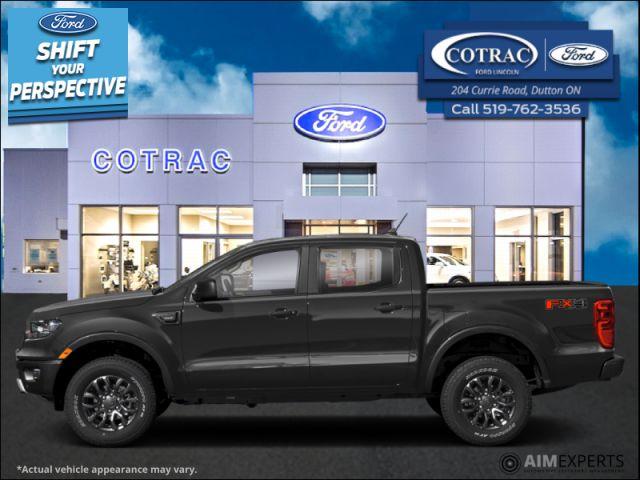 2021 Ford Ranger XLT  - $293 B/W
