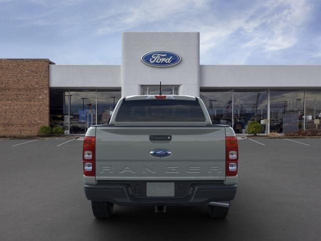 2021 Ford Ranger XL 4WD SuperCrew 5 Box