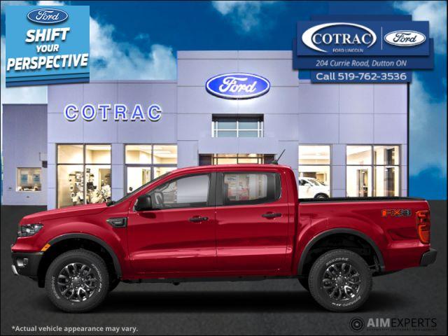 2021 Ford Ranger XLT  - $286 B/W
