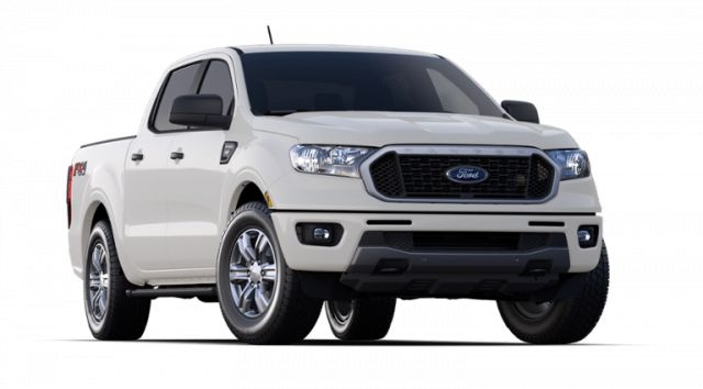 2021 Ford Ranger XLT