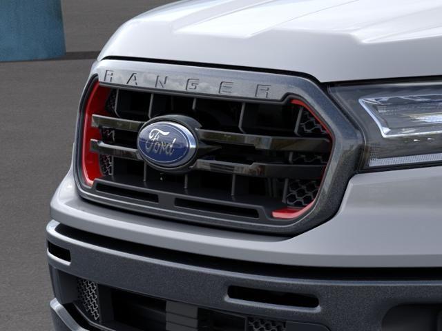 2021 Ford Ranger LARIAT 4WD SuperCrew 5 Box