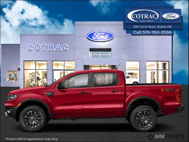 2021 Ford Ranger XLT  - $281 B/W