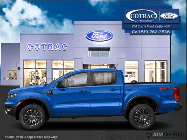 2021 Ford Ranger XLT  - $287 B/W