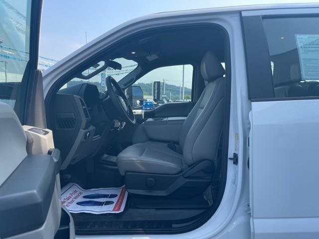 2021 Ford Super Duty F-250 SRW XL 4WD Crew Cab 6.75 Box