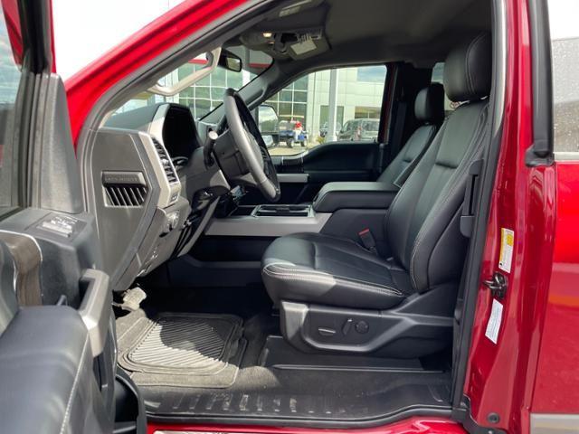 2021 Ford Super Duty F-350 SRW LARIAT 4WD SuperCab 8 Box