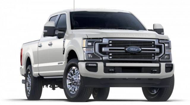 2021 Ford SuperDuty F-350 Limited