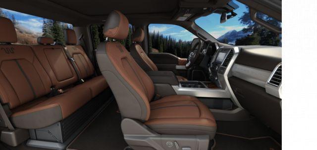 2021 Ford SuperDuty F-350 King Ranch®