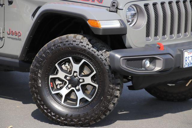 2021 Jeep Wrangler Unlimited Rubicon Sport Utility