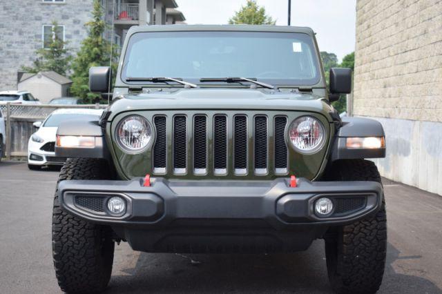 2021 Jeep Wrangler Rubicon Unlimited  -  Wi-Fi