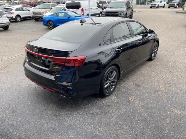 2021 Kia Forte GT-Line IVT