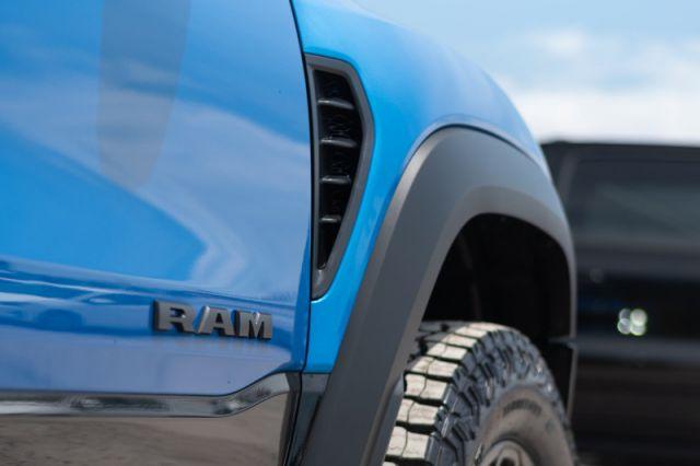 2021 Ram 1500 TRX  -  Dana Axles